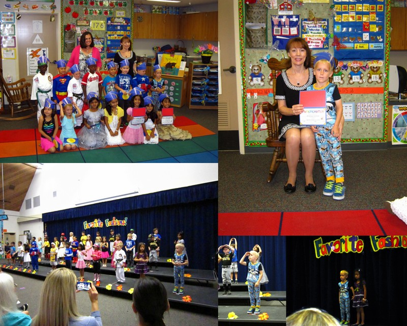 Donut Day and Kinder Graduation1